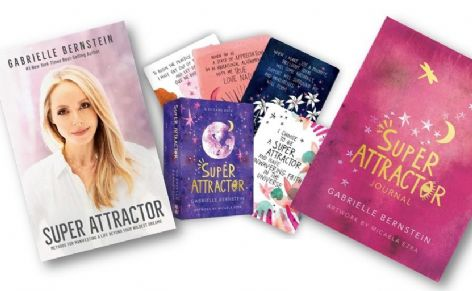 Gabrielle Bernstein - Super Attractor Special Offer Package - Book, Journal & Card Deck - £45.02
